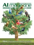 [AI Magazine cover]
