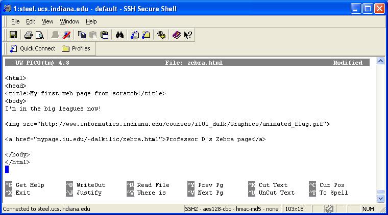 HTML - Lists
